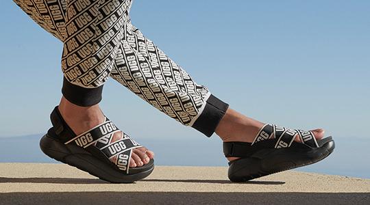 LA Cloud Sandals