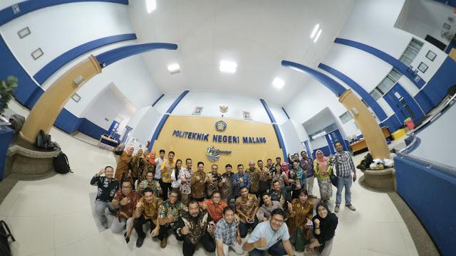 Pelantikan Pengurus 2019-2023 Dan Peresmian Sekretariat Ikatan Alumni Politeknik Negeri Malang