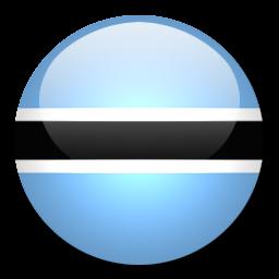 Botswana Flag Vector Clip Art Free Clip Art Images