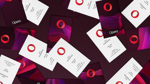 Navegador Opera lanza un moderno Rebranding