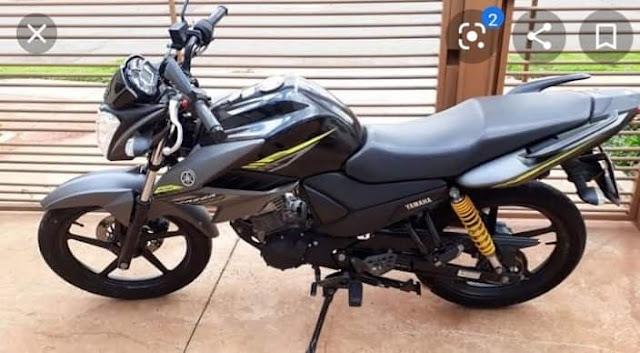Polícia Militar recupera moto furtada em Guarabira