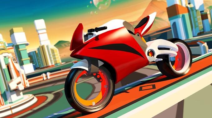 لعبة سباق السرعة القصوى للدراجات النارية Gravity Rider