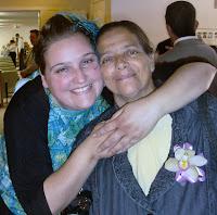 My sweet, sweet, SWEEET lil Momma!!!