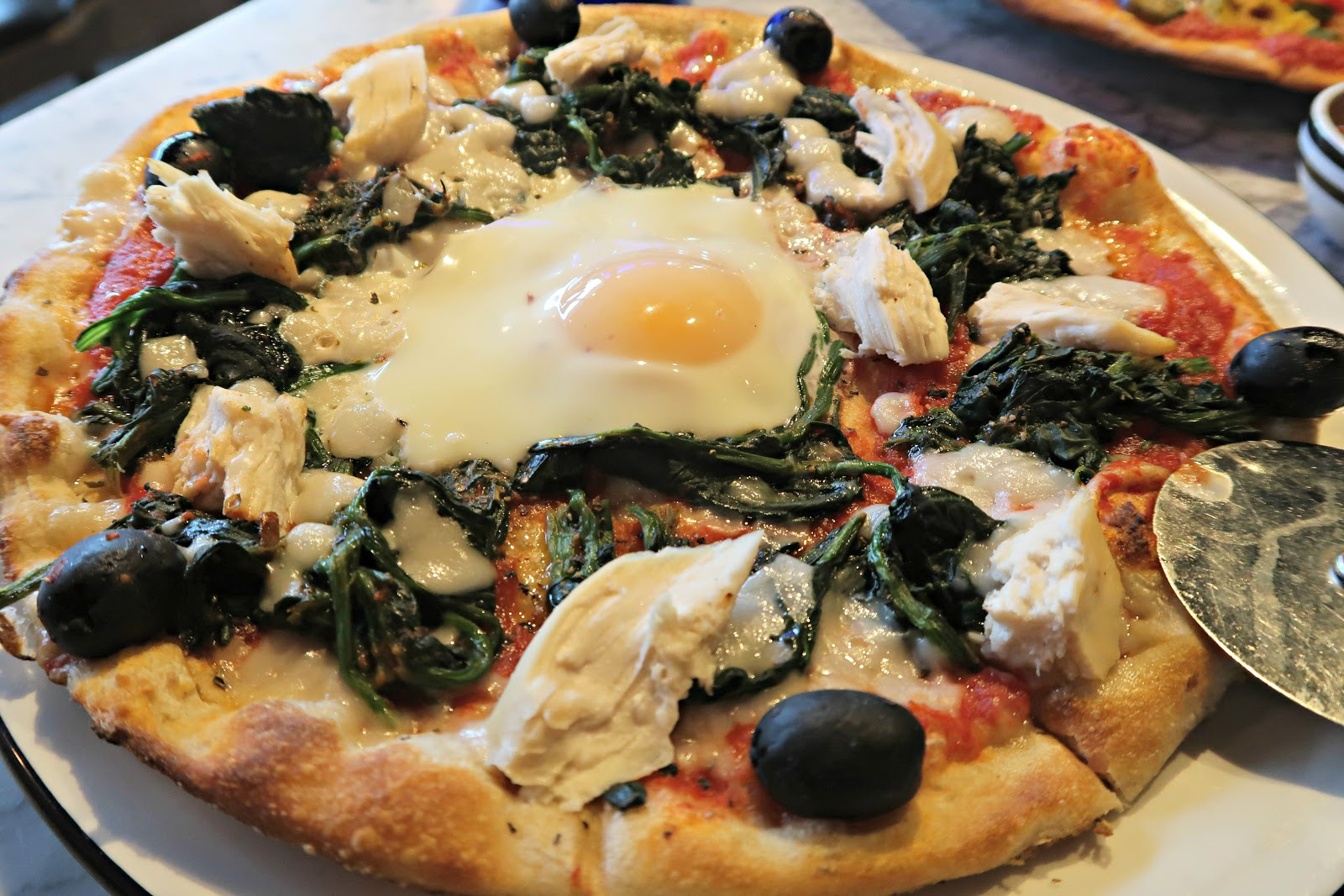 Dairy Free Express Lunch at Pizza Express, Dalton Park UK Lifestyle and Food Blogger WhatLauraLoves