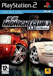 Midnight Club 3 DUB Edition PS2 ISO