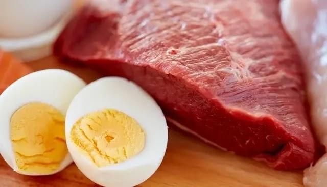 تعرف على الأطعمة التي تحتوي على الكوليسترول