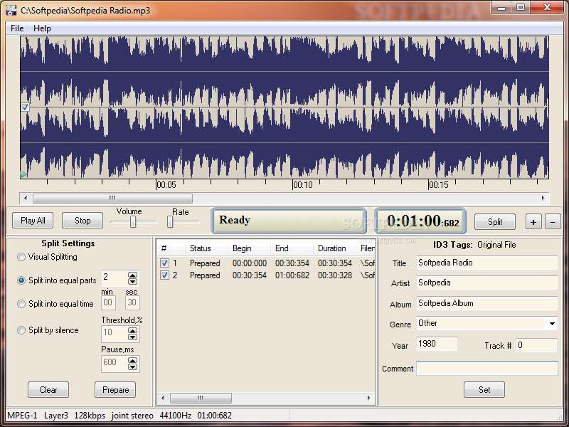 AD MP3 Cutter 2 0 With Serial - Karan PC