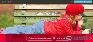 QuizzYourSelf : questionnaires