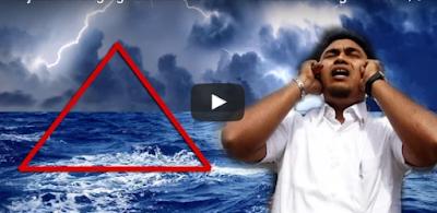 Terjebak di Segitiga Bermuda Pria ini Kemudian Mengumandangkan Azan, Lihat yang Terjadi Selanjutnya