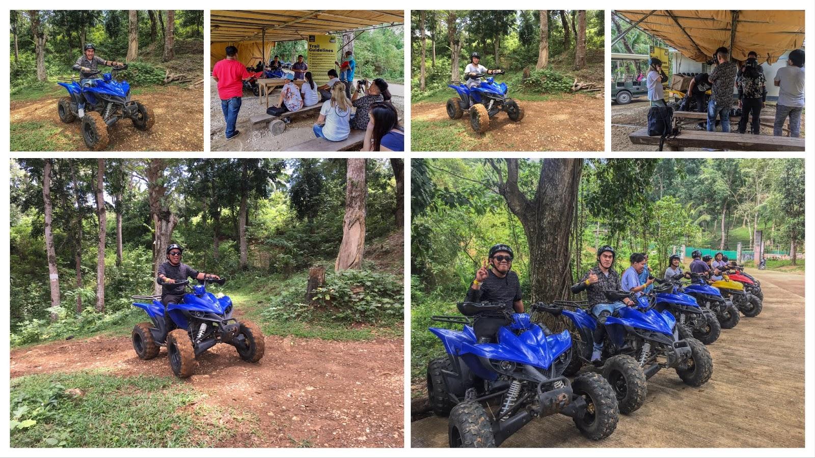 Cebu Safari Adventure Rides ATV