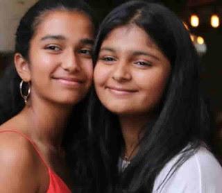Aiyana Paes With myiesha mukerji
