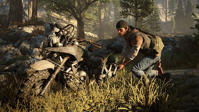 Days Gone Game | upcoming game all specifications release date gamingworldzone.com