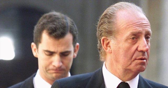 Juan Carlos de Borbón donó dos millones a Marta Gayá