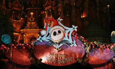 Haunted Mansion Holiday Nightmare