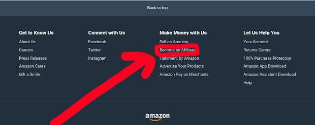 amazon affiliate ID account kaise banaye, amazon affiliate program kya hai, amazon affiliate se paisa kaise kamaye