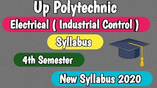 electrial-engineering-industrial-control-syllabus