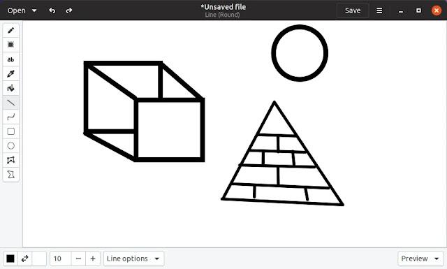alternativa-linux-ms-microsoft-paint-app-drawing-gnome-kde-gtk-ubuntu-flatpak