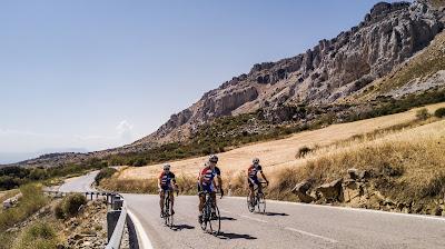 Cycling El Toca de Antequera in Malaga