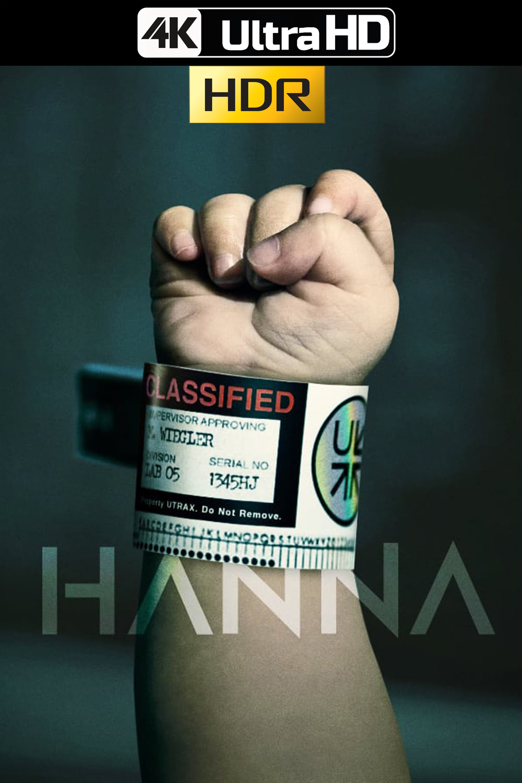 Hanna (2019) Temporada 1 AMZN 4K HDR WEB-DL 2160p Latino