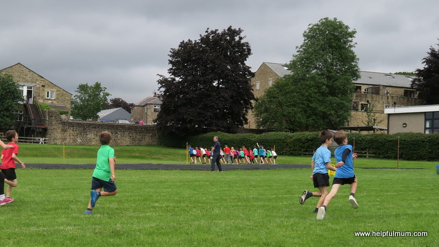 sports day races