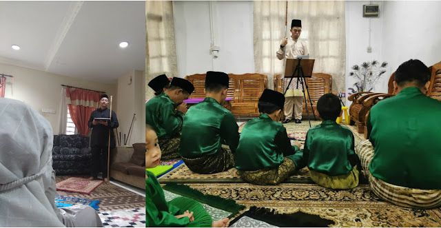 Tongkat khutbah hari raya di malaysia
