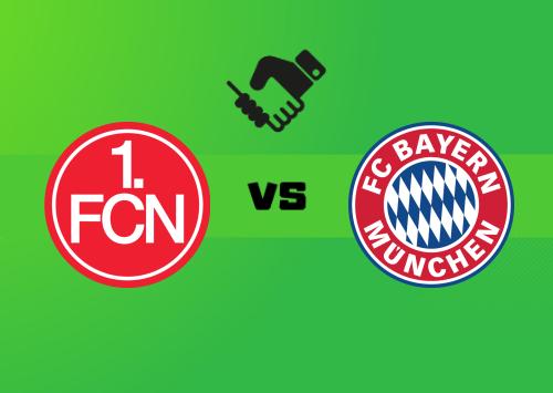 Nürnberg vs Bayern München  Resumen