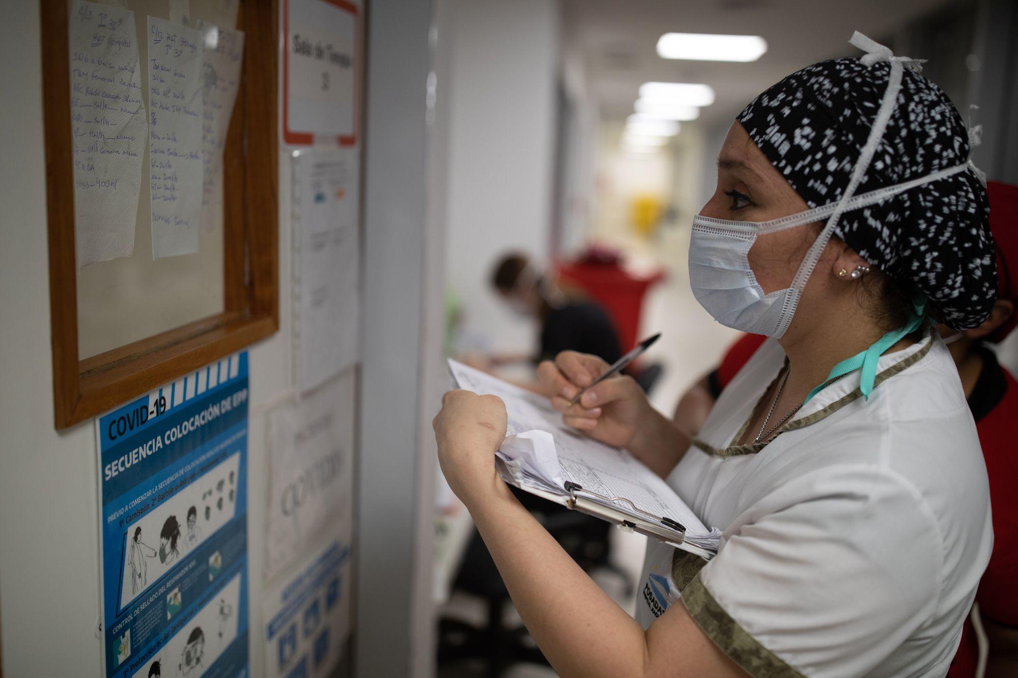Coronavirus en Argentina: Otras 496 personas murieron y 24.475 fueron reportadas con COVID-19 en las últimas 24 horas