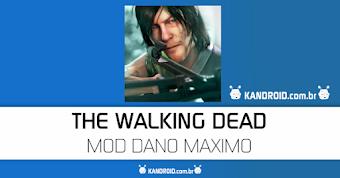 The Walking Dead No Man's Land Apk v2.11.1.9 Mod (High Damage)
