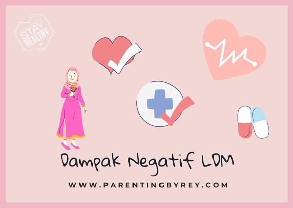 Dampak Negatif LDM pada Suami atau Ayah