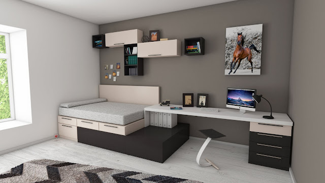 Features of Modern House Interior