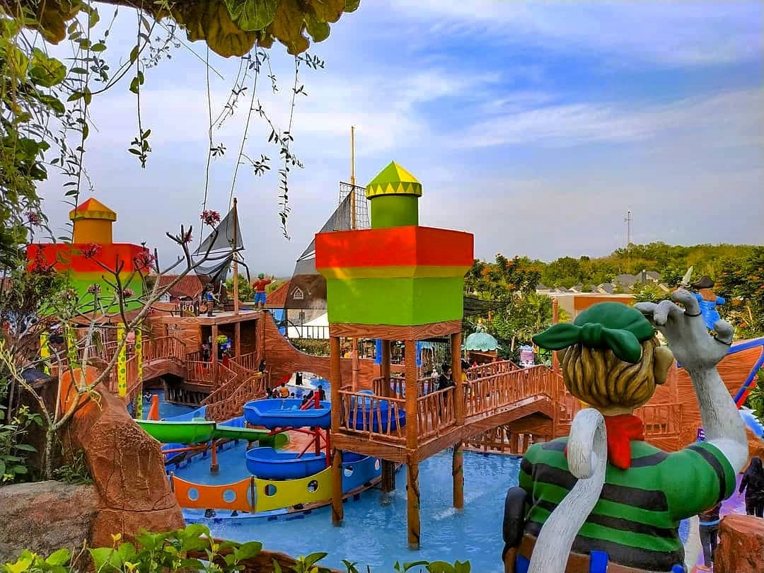 Harga Tiket Citra Grand Mutiara Waterpark Jogja