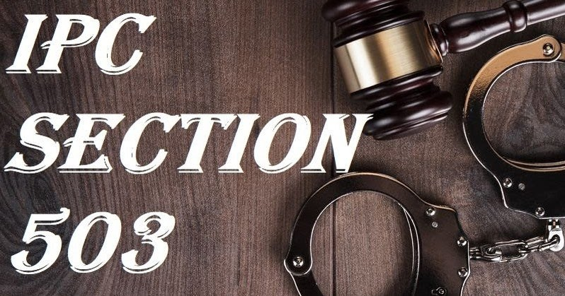 IPC Section 503,506, क्या FIR हो सकता है