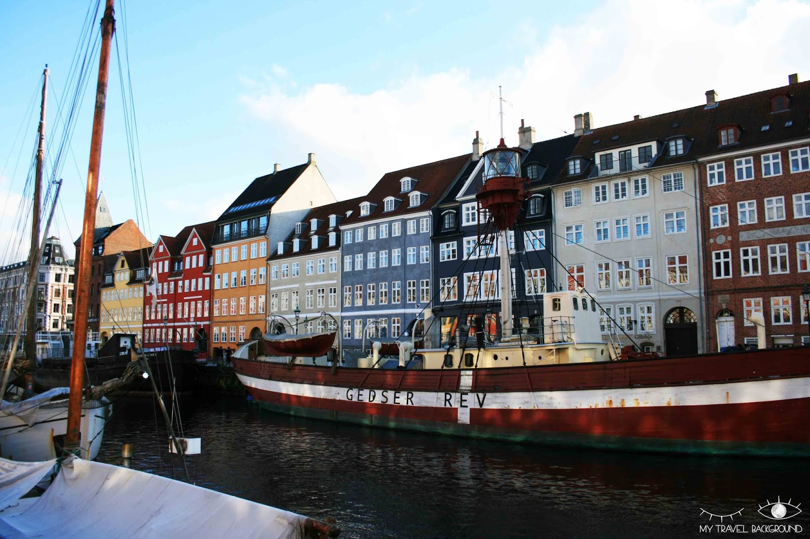 My Travel Background : road trip de 10 jours autour de la mer baltique : Danemark, Finlande, Estonie - Nyhavn, Copenhague, Danemark