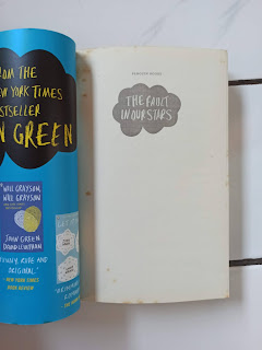 1 The Fault In Our Stars by John Green