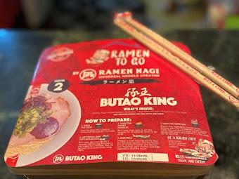 Ramen Nagi's Take-Out Food Packs
