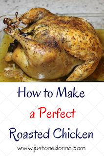 How to Make a Perfect Roasted Chicken