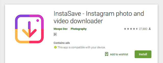 Instagram Video Downloader Apps
