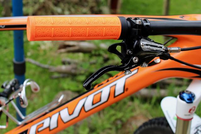 Supacaz Grizips Mountain Bike Bar Grips