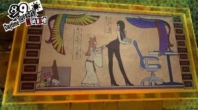 Walkthrough Persona 5: Futaba Pyramid Palace [Bahasa Indonesia] Part 1