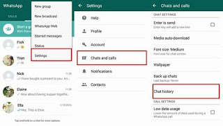 5 easy steps to select your regional languages in Whatsapp