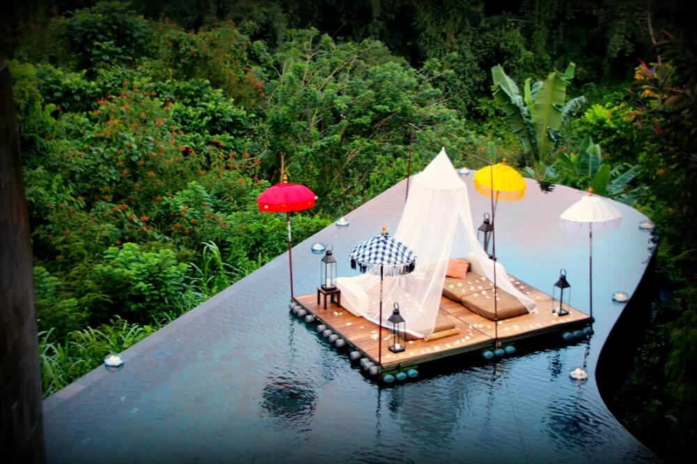 22 Stunning Hotels That Will Make You Want to Book Your Next Trip NOW! - Hotel Ubud Hanging Gardens, Indonesia