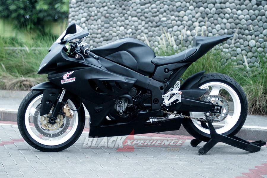 Modifikasi Motor Ninja untuk Harian