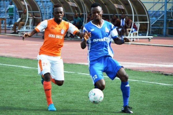Rivers United vs Akwa United