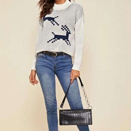 The Best Christmas Sweater Ever by Mari Estilo