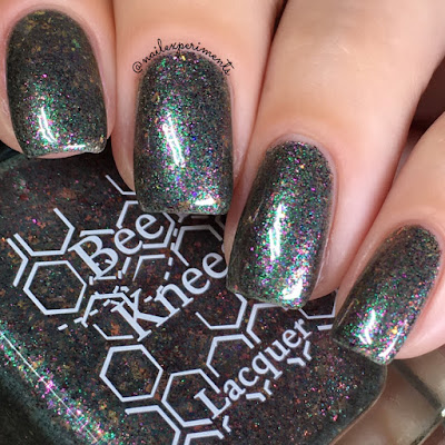 bees knees lacquer ghoul got your tongue? indie expo canada 2018 limited edition