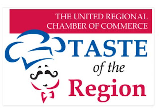 Save the Date - Taste of the Region is Back - Oct 24