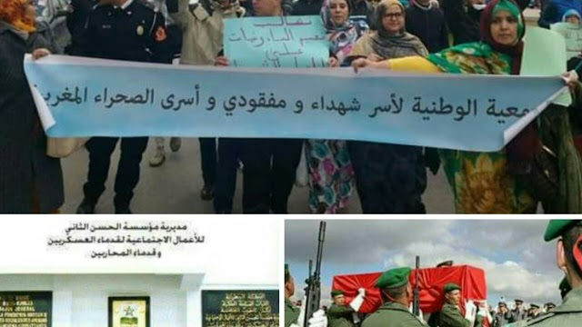 ردا على مؤسسة الحسن الثاني للأعمال الاجتماعية لقدماء المحاربين وقدماء العسكريين ،انطلاقا مما نشر في جريدة المساء عدد3928