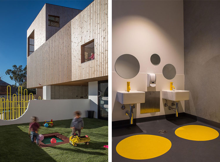 AEC - Architecture of Early Childhood: A centre in Chicago