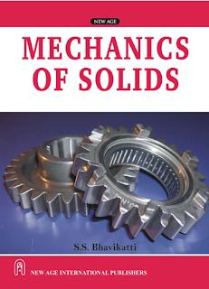 Free Download Mechanics of Solids by S S Bhavikatti PDF 1