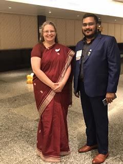 At BNI Synergy, Kochi, 2019
